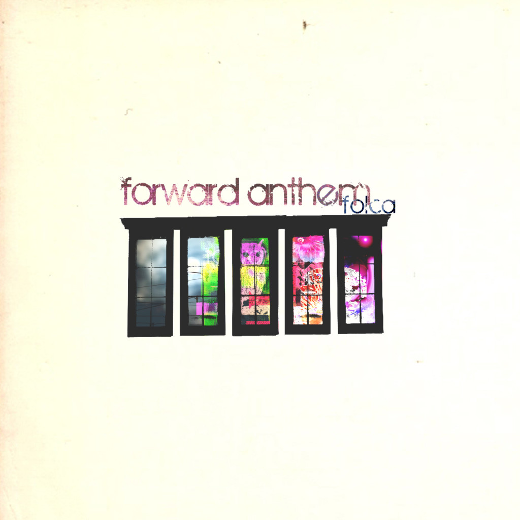 forward anthemジャケ